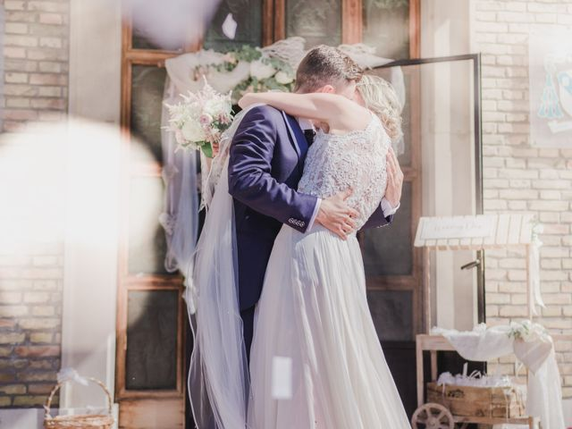 Il matrimonio di Moreno e Nathalie a Cesena, Forlì-Cesena 20