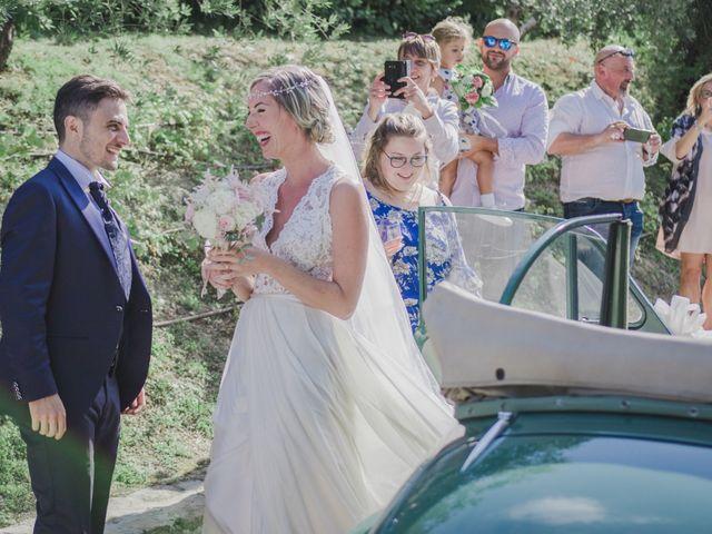 Il matrimonio di Moreno e Nathalie a Cesena, Forlì-Cesena 25