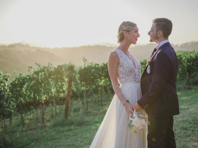 Il matrimonio di Moreno e Nathalie a Cesena, Forlì-Cesena 35