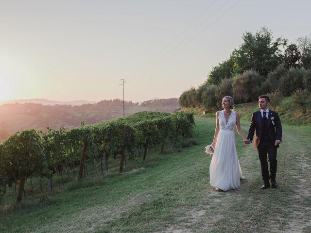 Il matrimonio di Moreno e Nathalie a Cesena, Forlì-Cesena 41