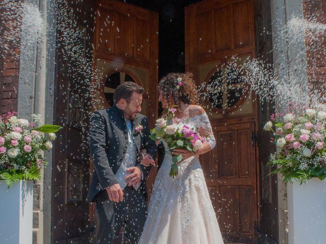 Il matrimonio di Christian e Stefania a Garbagnate Milanese, Milano 14