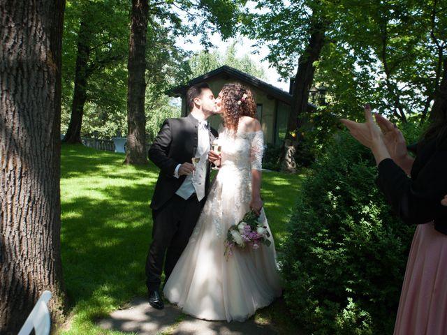 Il matrimonio di Christian e Stefania a Garbagnate Milanese, Milano 15