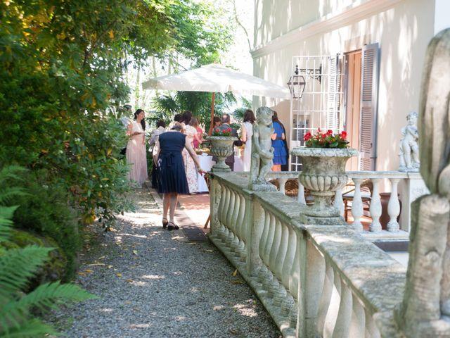 Il matrimonio di Christian e Stefania a Garbagnate Milanese, Milano 17
