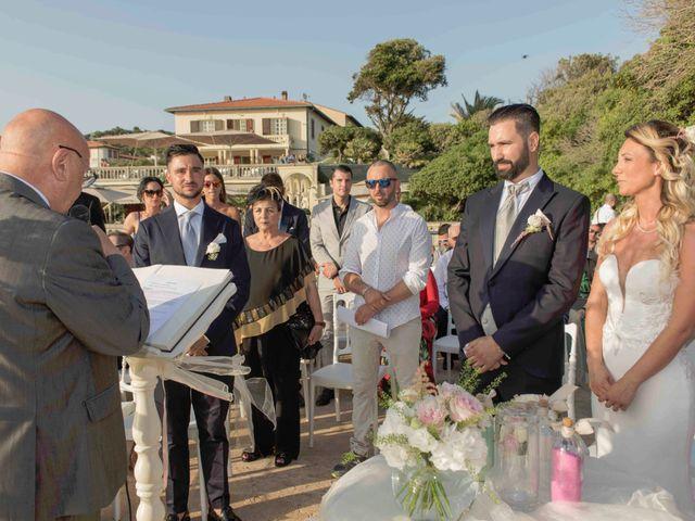 Il matrimonio di Roberto e Silvia a Livorno, Livorno 54