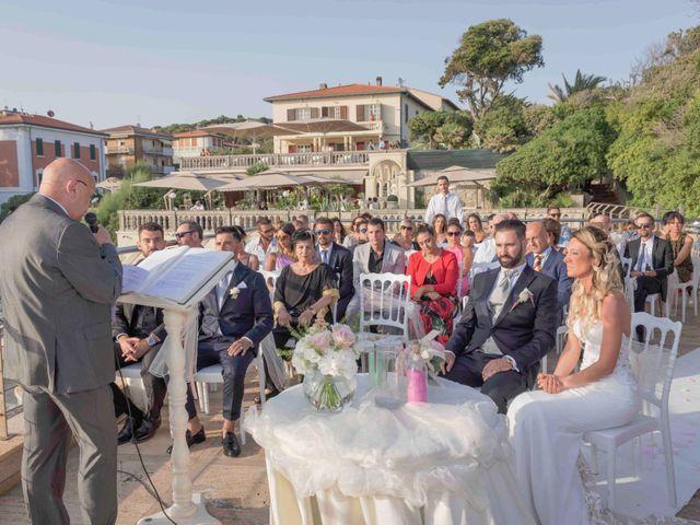Il matrimonio di Roberto e Silvia a Livorno, Livorno 56