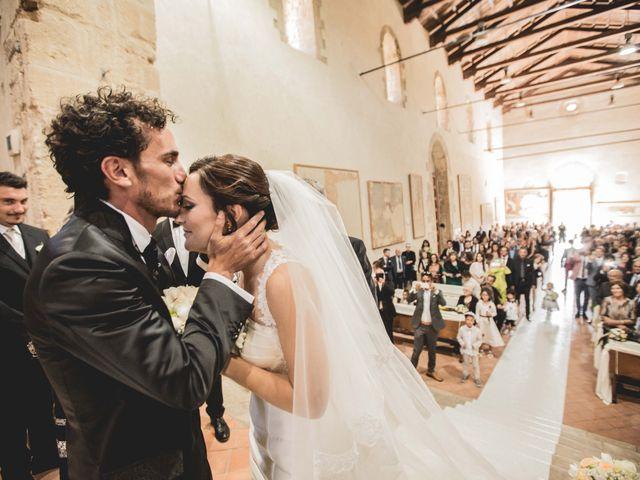 le nozze di Maria Fina e Roberto