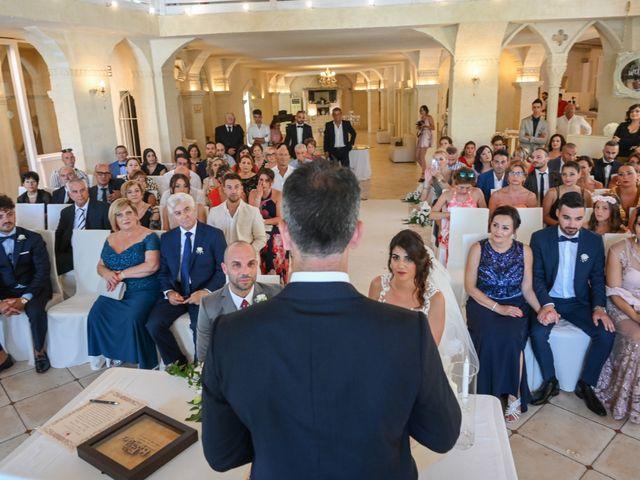 Il matrimonio di Paola e Francesco a Manfredonia, Foggia 40