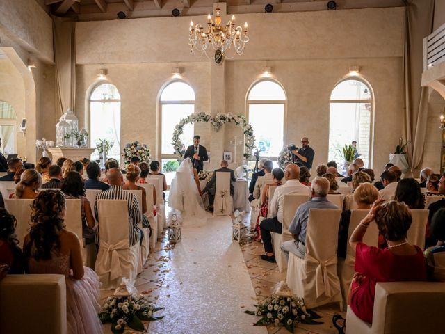 Il matrimonio di Paola e Francesco a Manfredonia, Foggia 41