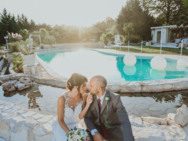 Il matrimonio di Paola e Francesco a Manfredonia, Foggia 50