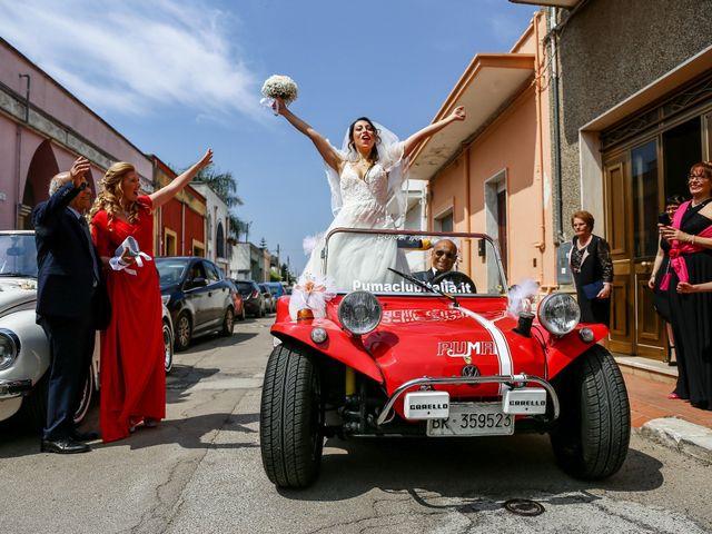 Il matrimonio di Alessandro e Giulia a San Donaci, Brindisi 8