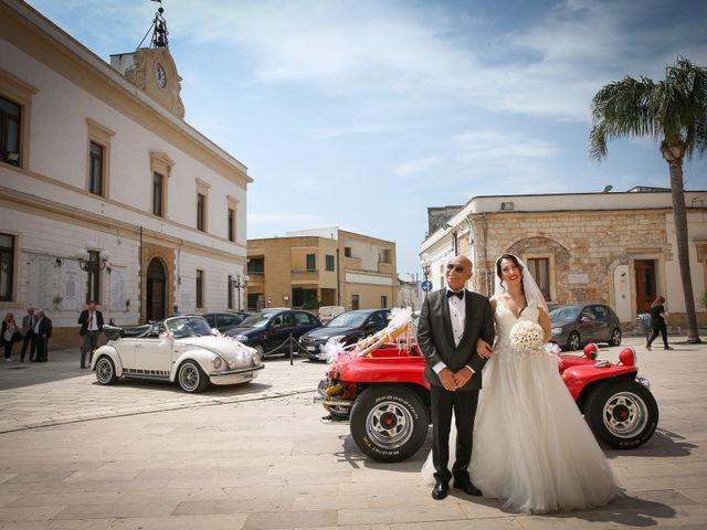 Il matrimonio di Alessandro e Giulia a San Donaci, Brindisi 9