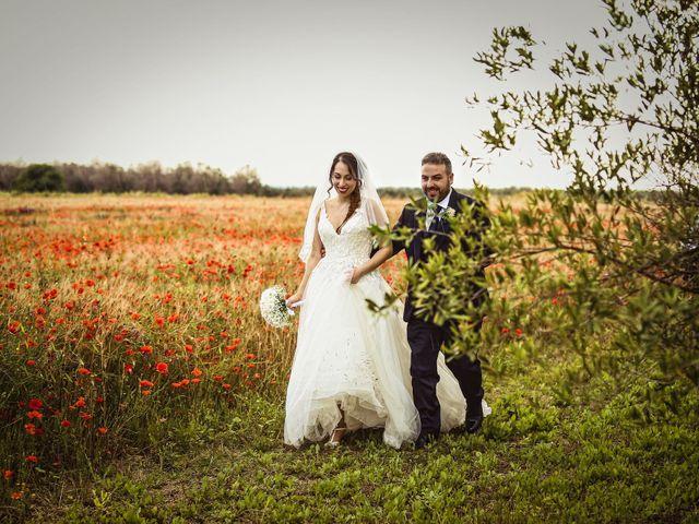 Il matrimonio di Alessandro e Giulia a San Donaci, Brindisi 12