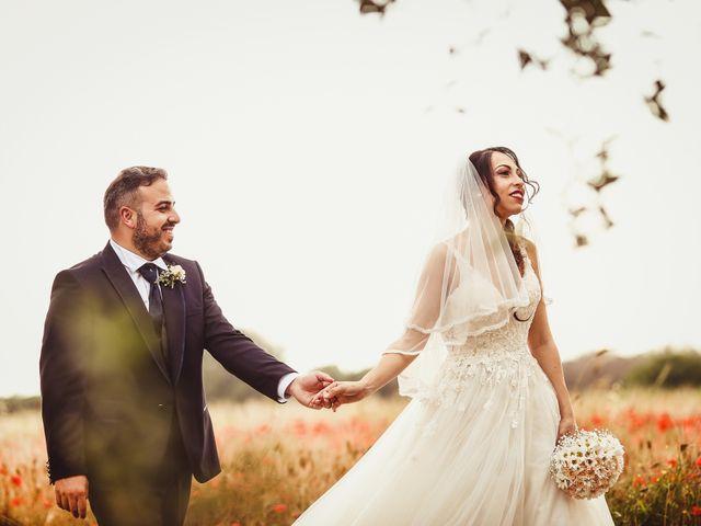 Il matrimonio di Alessandro e Giulia a San Donaci, Brindisi 13