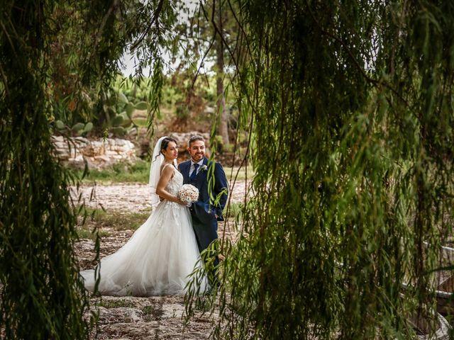 Il matrimonio di Alessandro e Giulia a San Donaci, Brindisi 14