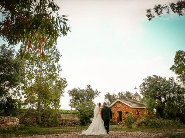 Il matrimonio di Alessandro e Giulia a San Donaci, Brindisi 16