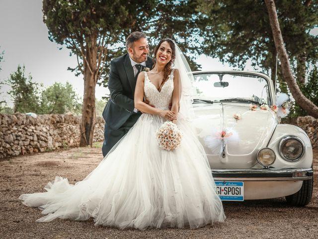 Il matrimonio di Alessandro e Giulia a San Donaci, Brindisi 17