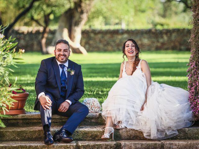 Il matrimonio di Alessandro e Giulia a San Donaci, Brindisi 22