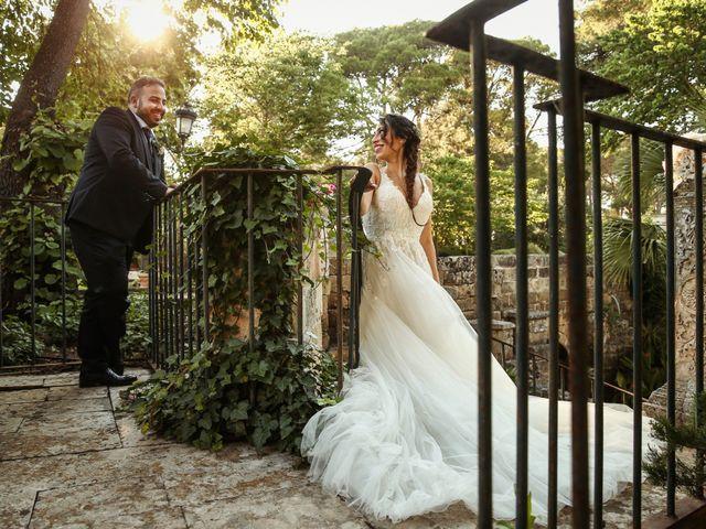 Il matrimonio di Alessandro e Giulia a San Donaci, Brindisi 23