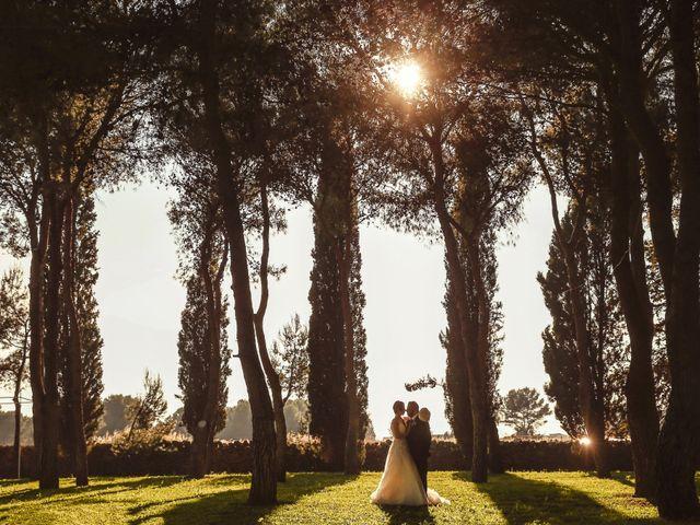 Il matrimonio di Alessandro e Giulia a San Donaci, Brindisi 27