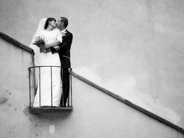 Le nozze di Chiara e Dominic