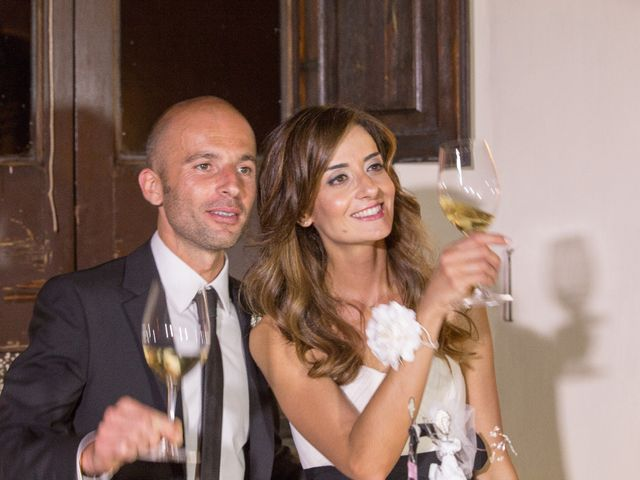 le nozze di Elisabetta e Gabriele