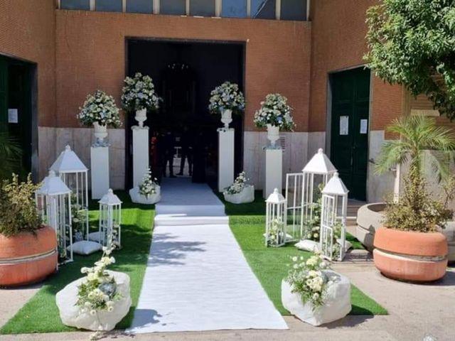 Il matrimonio di Luisa  e Domenico  a Pomigliano d'Arco, Napoli 1
