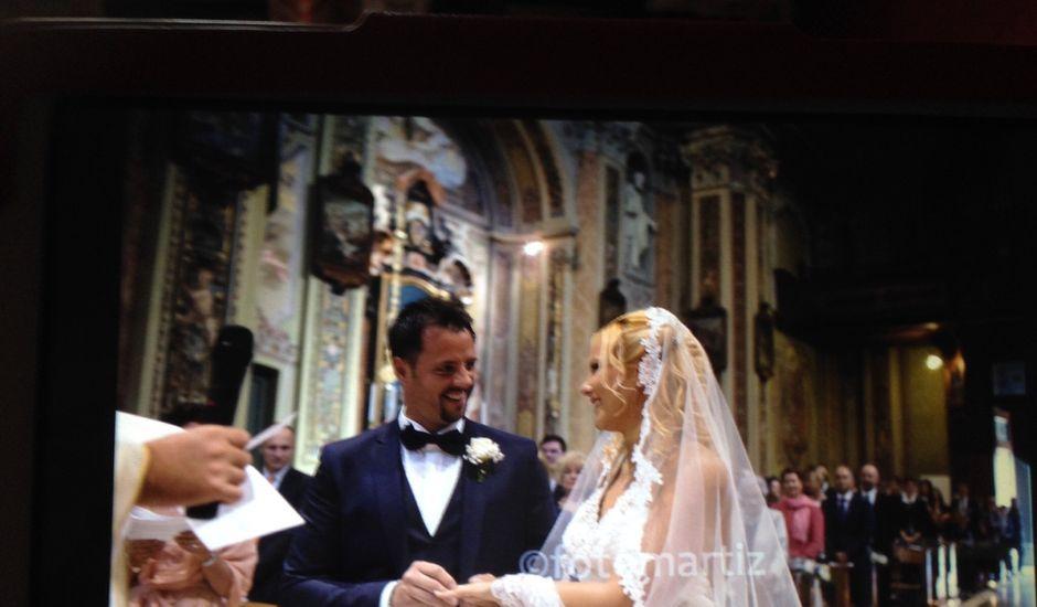 Il matrimonio di Francesco e Emanuela a Carimate, Como