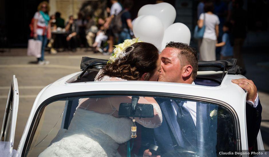 Il matrimonio di Francesco e Deborha a Udine, Udine