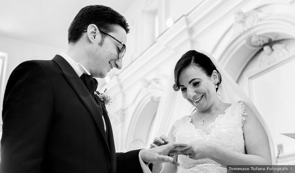 Il matrimonio di Alessandro e Maria a Limatola, Benevento