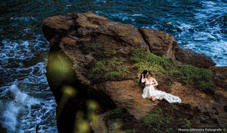 Il matrimonio di Pietro e Irene a Bacoli, Napoli