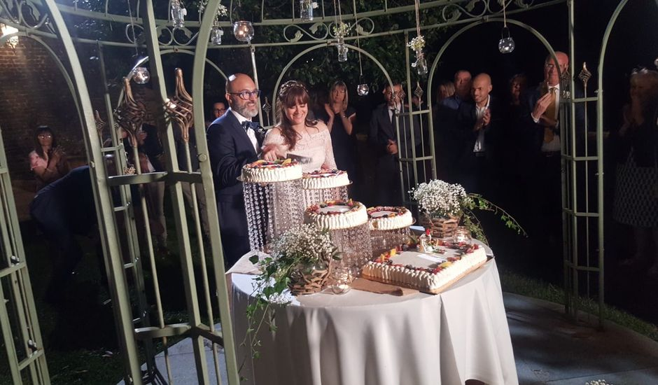 Il matrimonio di Massimiliano  e Tiziana a Cortanze, Asti