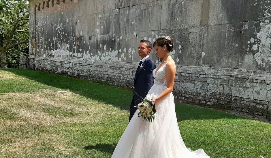 Il matrimonio di Luisa e Manuel a Matrice, Campobasso