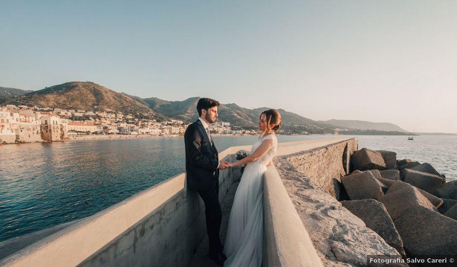 Il matrimonio di Dario e Sonia a Cefalù, Palermo