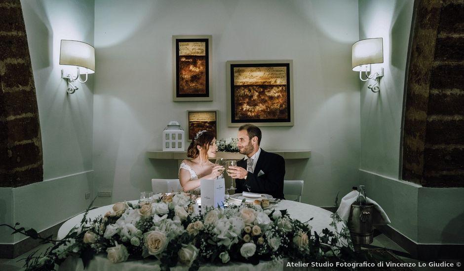 Il matrimonio di Giuseppe e Francesca a Marsala, Trapani