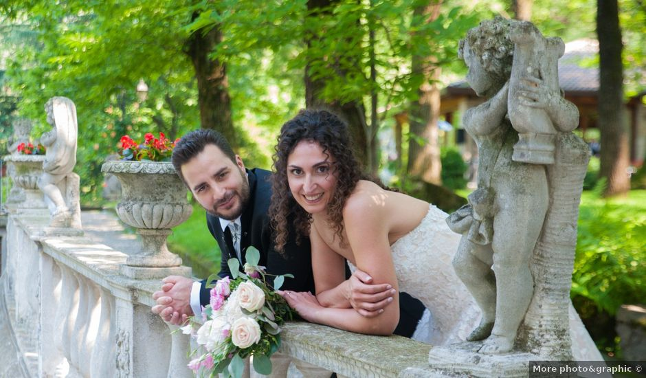 Il matrimonio di Christian e Stefania a Garbagnate Milanese, Milano