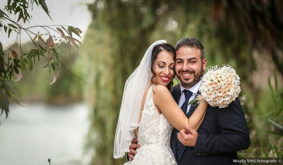 Il matrimonio di Alessandro e Giulia a San Donaci, Brindisi
