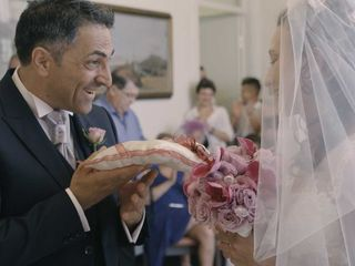 Le nozze di Nicole e Francesco 2