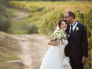 Le nozze di Lucia e Sergio