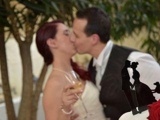 Le nozze di Manuel e Carla