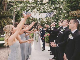 Le nozze di Rachel e Vito
