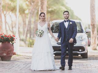 Le nozze di Ivano e Martina 1
