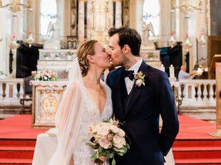 Le nozze di Camilla e Massimiliano