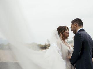 Le nozze di Paolo e Monica