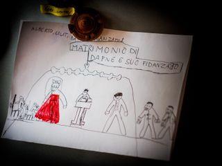 Le nozze di Daphne e Christopher 3