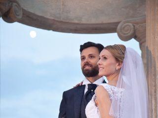 Le nozze di Ewelina e Antonio
