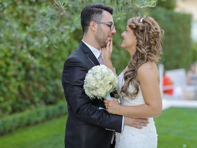 Le nozze di Tatjana e Emilio