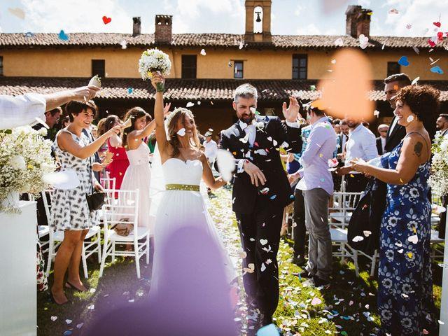 le nozze di Alice e Jacopo