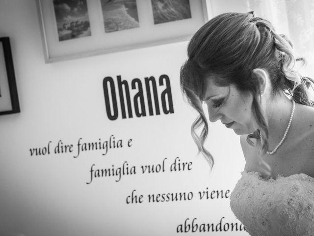 Il matrimonio di Rosario e Angelica a Grottaferrata, Roma 10