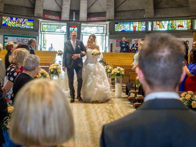Il matrimonio di Rosario e Angelica a Grottaferrata, Roma 20