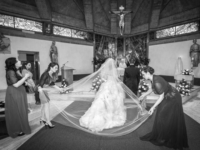 Il matrimonio di Rosario e Angelica a Grottaferrata, Roma 21